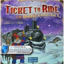SAFEGAME Nordic Countries: Ticket to ride + bustine protettive