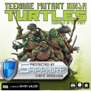 SAFEGAME Teenage Mutant Ninja Turtles: Shadows of the Past + bustine protettive
