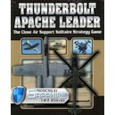 SAFEGAME Thunderbolt: Apache Leader + bustine protettive