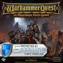 SAFEGAME Warhammer Quest: The Adventure Card Game + bustine protettive