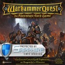 SAFEGAME Warhammer Quest: The Adventure Card Game ITA + bustine protettive
