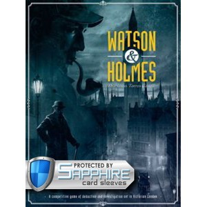 SAFEGAME Watson & Holmes + bustine protettive