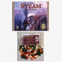 BUNDLE Steam: Rails to Riches ENG + Locomotive set