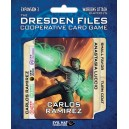 Wardens Attack: The Dresden Files Cooperative Card Game