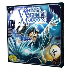 White Moon: Ghost Stories