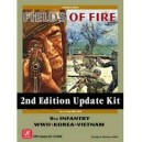 Update Kit: Fields of Fire 2nd Edition