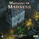 Streets of Arkham: Mansions of Madness 2nd Edition