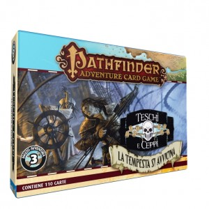 La Tempesta si Avvicina - Pathfinder Adventure Card Game