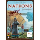 Unrest - Nations: The Dice Game
