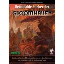 Removable Sticker Set: Gloomhaven (2nd print)