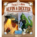 Ticket to Ride - Alvin & Dexter (espansione universale)