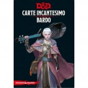 Carte Incantesimo - Bardo: Dungeons & Dragons 5a Edizione