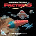 Factions: Alien Frontiers (3rd Ed.)