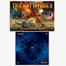 BUNDLE Twilight Imperium 4th Edition + Galactic Game Playmat