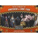 Heroes & Monster Set - Sorcerers vs Lord Tusk: Massive Darkness