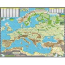 Mounted Map: Unconditional Surrender