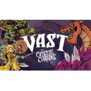 IPERBUNDLE Vast: The Crystal Caverns 2nd Ed. + Miniatures + Fearsome Foes + Bonus Cards