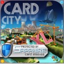 SAFEGAME Card City XL + bustine protettive