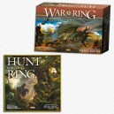 BUNDLE War of the Ring 2nd Edition + Hunt for the Ring