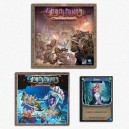 BUNDLE Clank!: The Mummy's Curse + Sunken Treasures + Siren