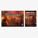 DELUXE BUNDLE Gloomhaven (2nd print) + Removable Sticker Set: