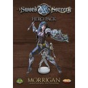 Morrigan Demon Huntress/Witch Huntress Hero Pack: Sword & Sorcery