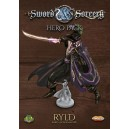Ryld Chaotic Bard/Lawful Blademaster Hero Pack: Sword & Sorcery