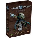 Victoria the Captain/Pirate Hero Pack: Sword & Sorcery ITA