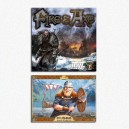 BUNDLE Fire & Axe: A Viking Saga + 878: Vikings - Invasioni dell'Inghilterra
