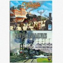 BUNDLE Chicago express + New England Railways