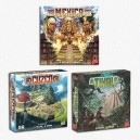 BUNDLE Tikal (New Edition) + Mexica + Cuzco