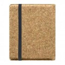 UltraPro - Album sughero Pro Binder 9-Pocket Premium Cork - UPR85375