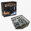 BUNDLE Star Wars Rebellion + Organizer scatola in EvaCore