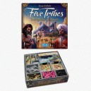 BUNDLE Five Tribes ENG + Organizer scatola in EvaCore