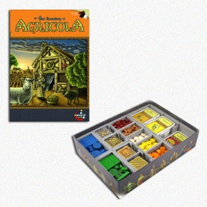BUNDLE Agricola + Organizer Folded Space in EvaCore