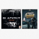 BUNDLE The Manhattan Project 2: Minutes to Midnight + Blackout: Hong Kong ITA