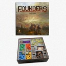 BUNDLE Founders of Gloomhaven  + Organizer scatola in EvaCore
