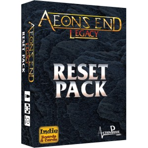 Reset Pack - Aeon's End: Legacy
