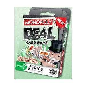 Monopoly Deal: Card Game (ENG)