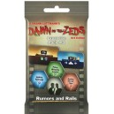Exp. Pack 3 - Rumors and Rails: Dawn of the Zeds (3rd edition)