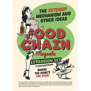 The Ketchup Mechanism and Other Ideas: Food Chain Magnate