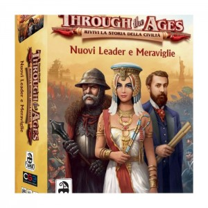 Nuovi Leader e Meraviglie: Through the Ages
