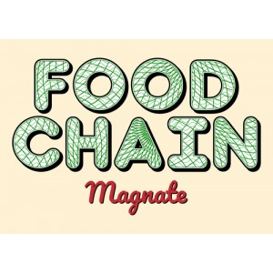 BUNDLE Food Chain Magnate + The Ketchup Mechanism