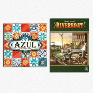 BUNDLE KIESLING 1: Azul ITA + Riverboat
