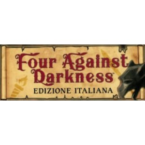 BUNDLE ESPANSIONI Four Against Darkness ITA