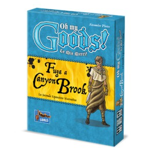 Fuga a Canyon Brook: Oh My Goods!
