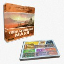BUNDLE DELUXE: Terraforming Mars ITA + Plance giocatore dual layer (5 plance)