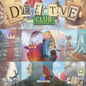 Detective Club ENG