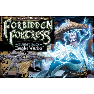 Thunder Warriors Enemy Pack: Forbidden Fortress (SoB)