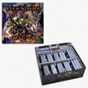 BUNDLE Legendary: A Marvel DB Game + Organizer scatola in EvaCore